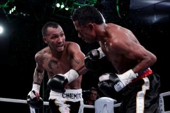 Chemito, Cermeño y Suárez ganan en Panamá