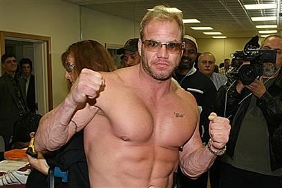 Muere ex campeón mundial Tommy Morrison