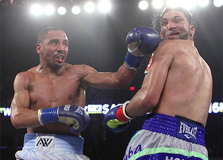 Ward vence a Rodríguez por decisión unánime