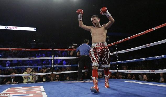 Nonito Donaire ganó por TKO a Vic Darchinyan y pidió revancha a Ringondeaux
