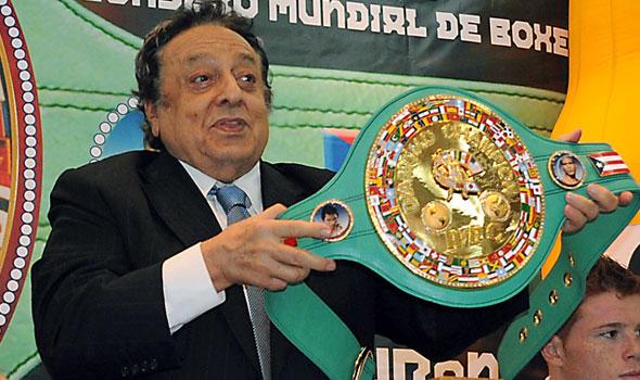 José Sulaimán, el hombre que estuvo cuatro décadas en la cima del box