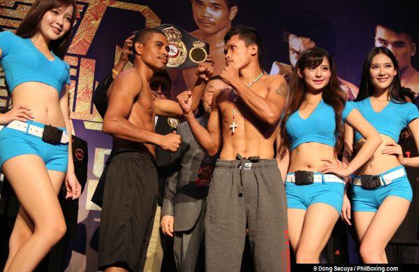 Panameño Tello pierde en China pelea de título mundial