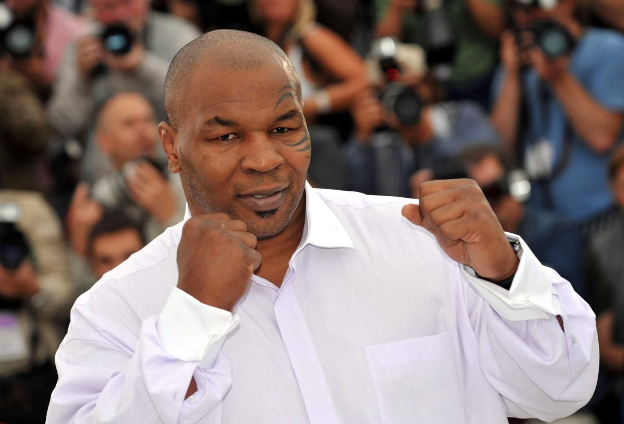 Tyson fue víctima de abusos sexuales cuando era niño