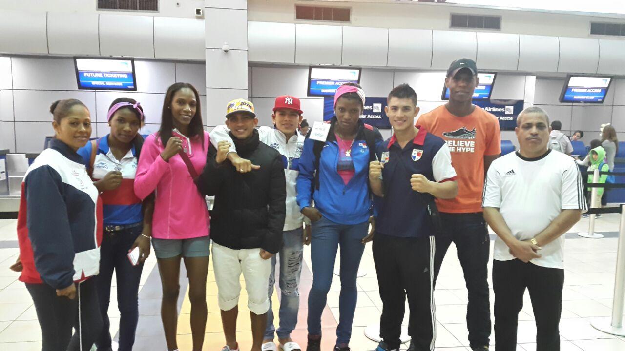 Panamá con 3 medallas de oro y 2 de plata en Centroamericano
