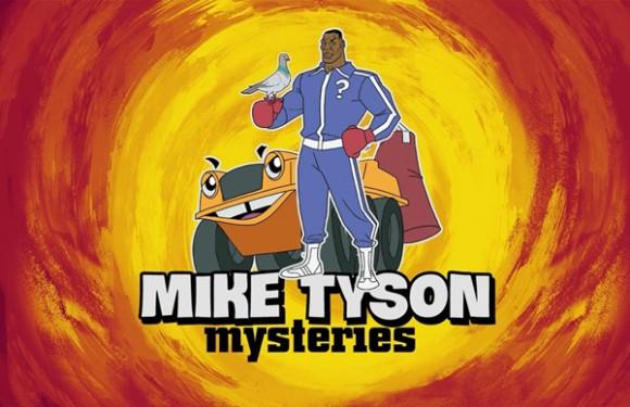 Cartoon Network estrenará una serie animada con Mike Tyson