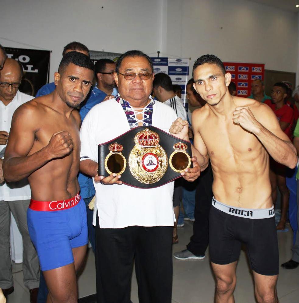 Todos listos en Barranquilla para el XXX KO a las Drogas de la AMB