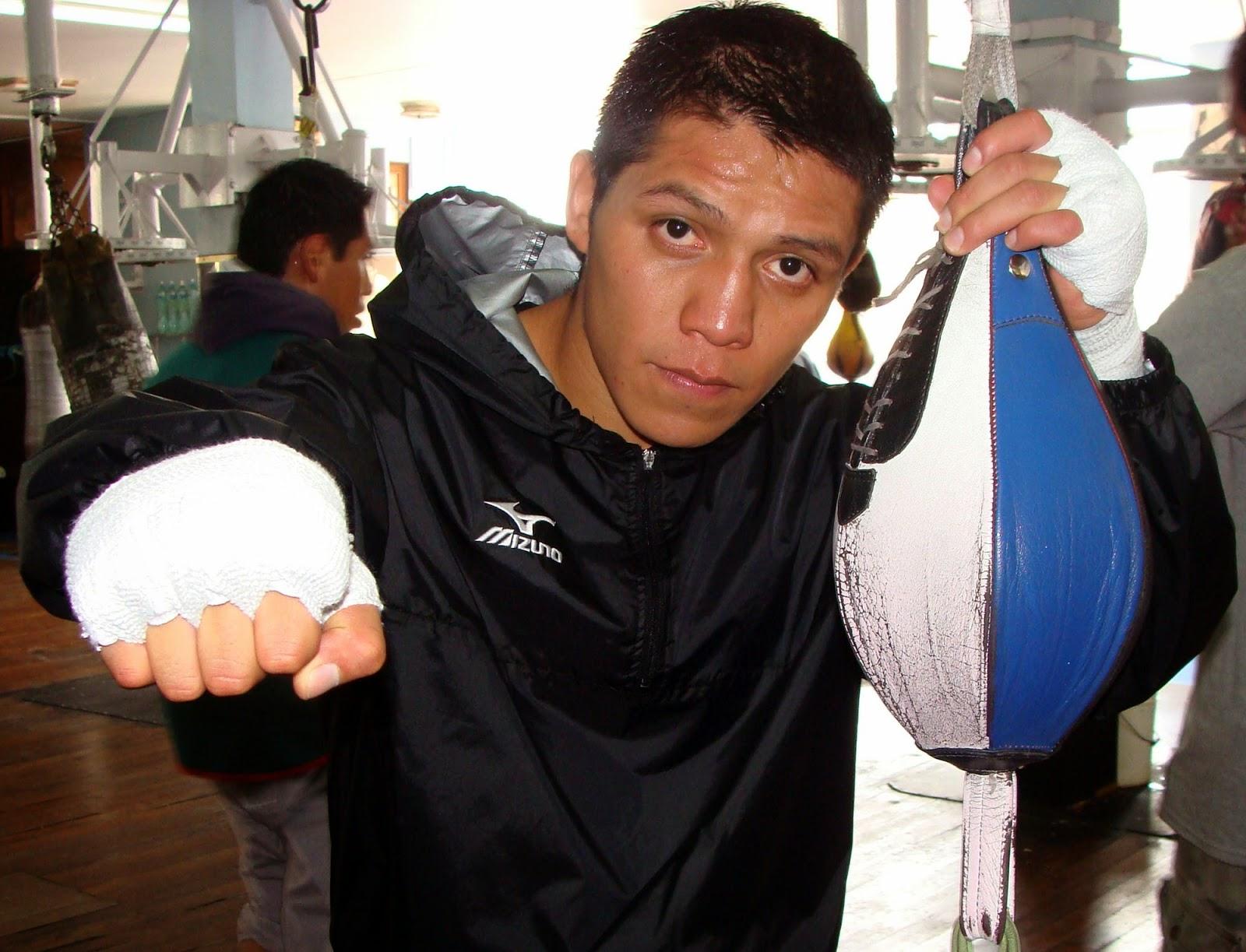 """Hernández """"sueña"""" con Tomoki Kameda, se ve como campeón absoluto"""
