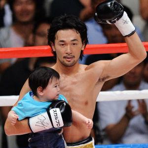 Dos combates de campeonato mundial en octubre en Japón