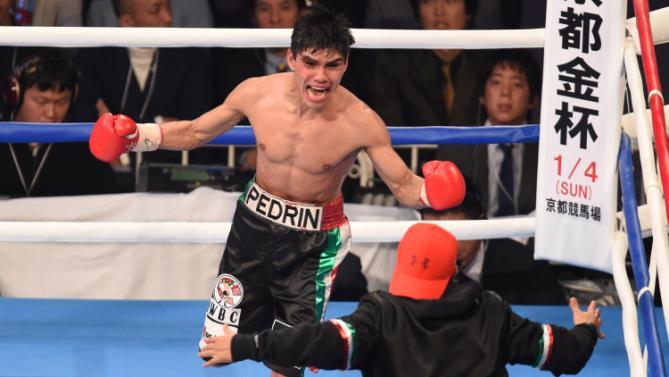 Guevara gana título minimosca CMB por KO ante Yaegashi