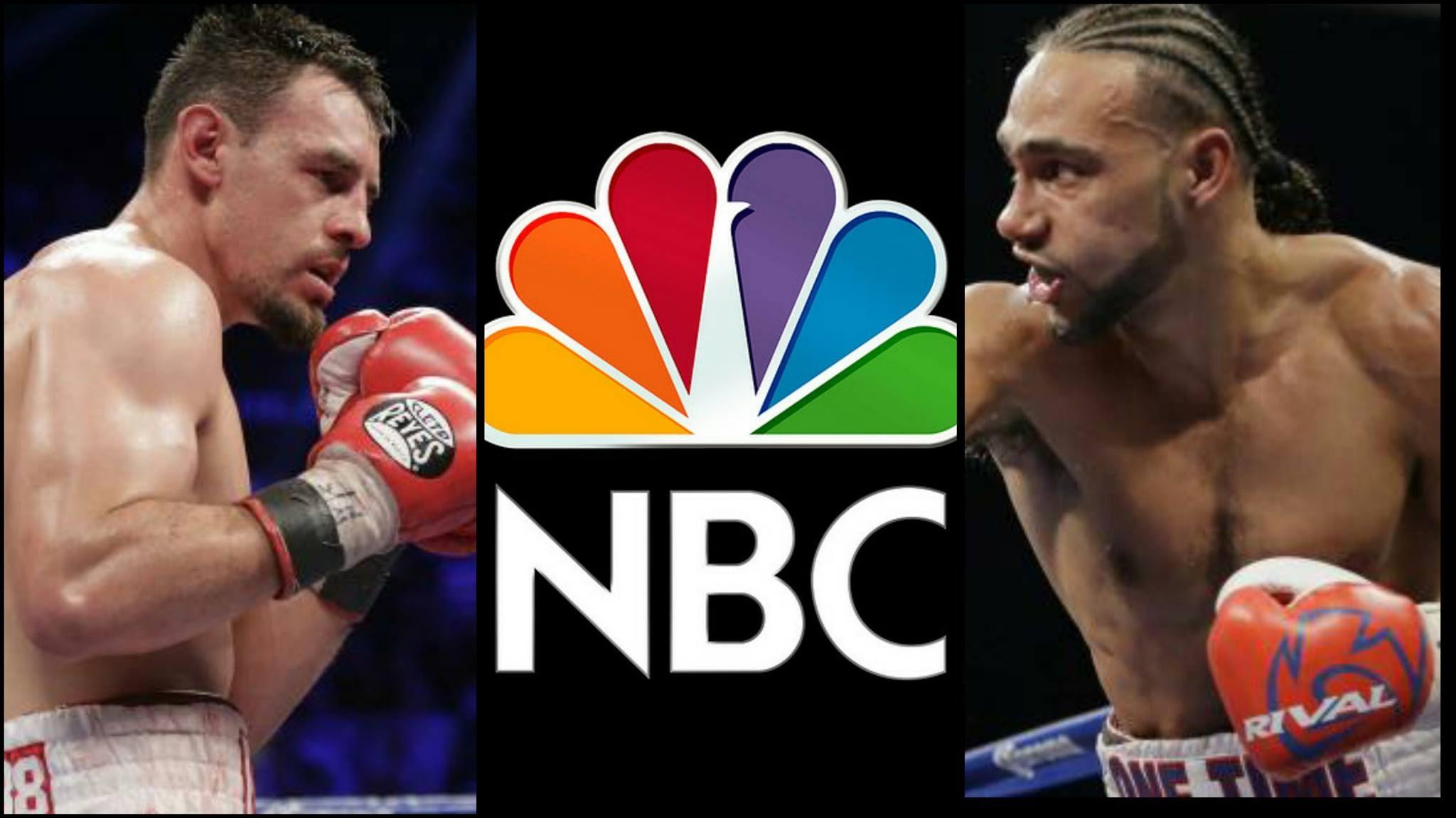 El regreso de NBC y la televisión abierta al boxeo en Estados Unidos