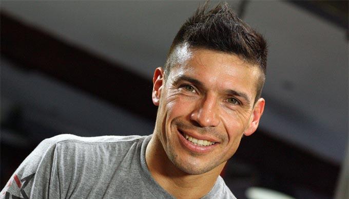 Martínez nominado a premio en Argentina
