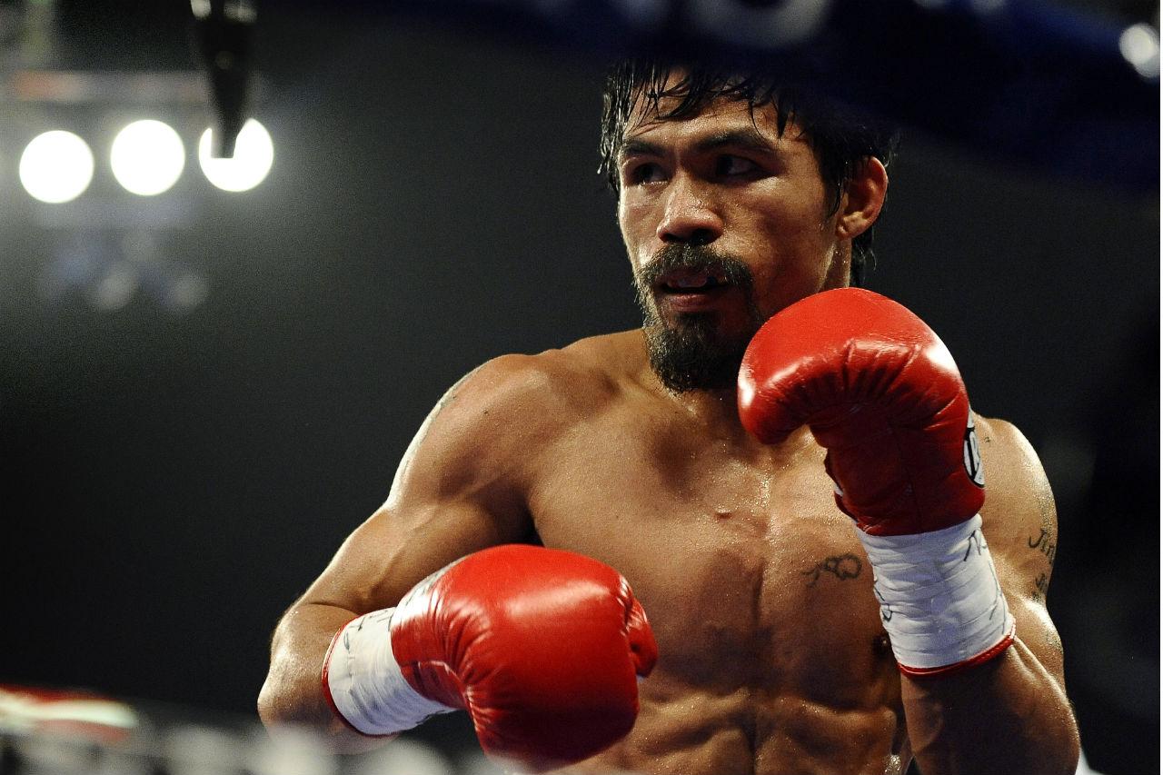 Manny Pacquiao acepta las condiciones de Mayweather