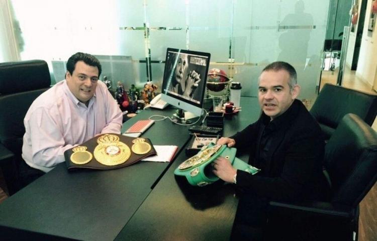 Mendoza y Sulaimán se unen para combatir a las drogas