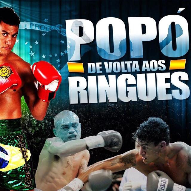 «PoPó» Freitas anuncia regreso para 6 de junio