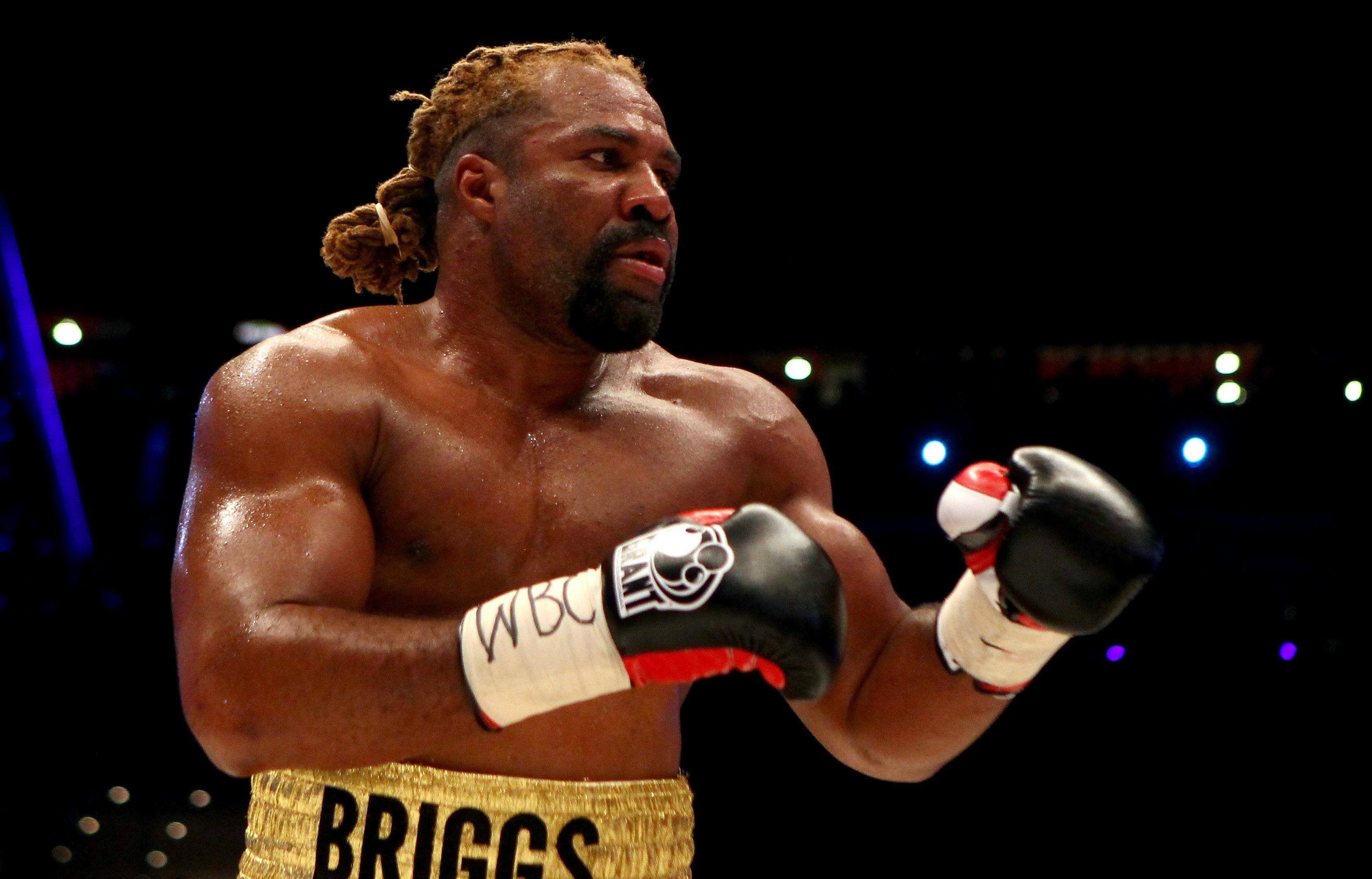 Shannon Briggs peleará en Panamá
