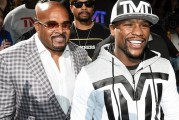 "Mayweather: ""Soy el hombre intocable"""