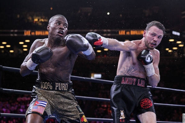 Andy Lee y Peter Quillin empataron en Brooklyn