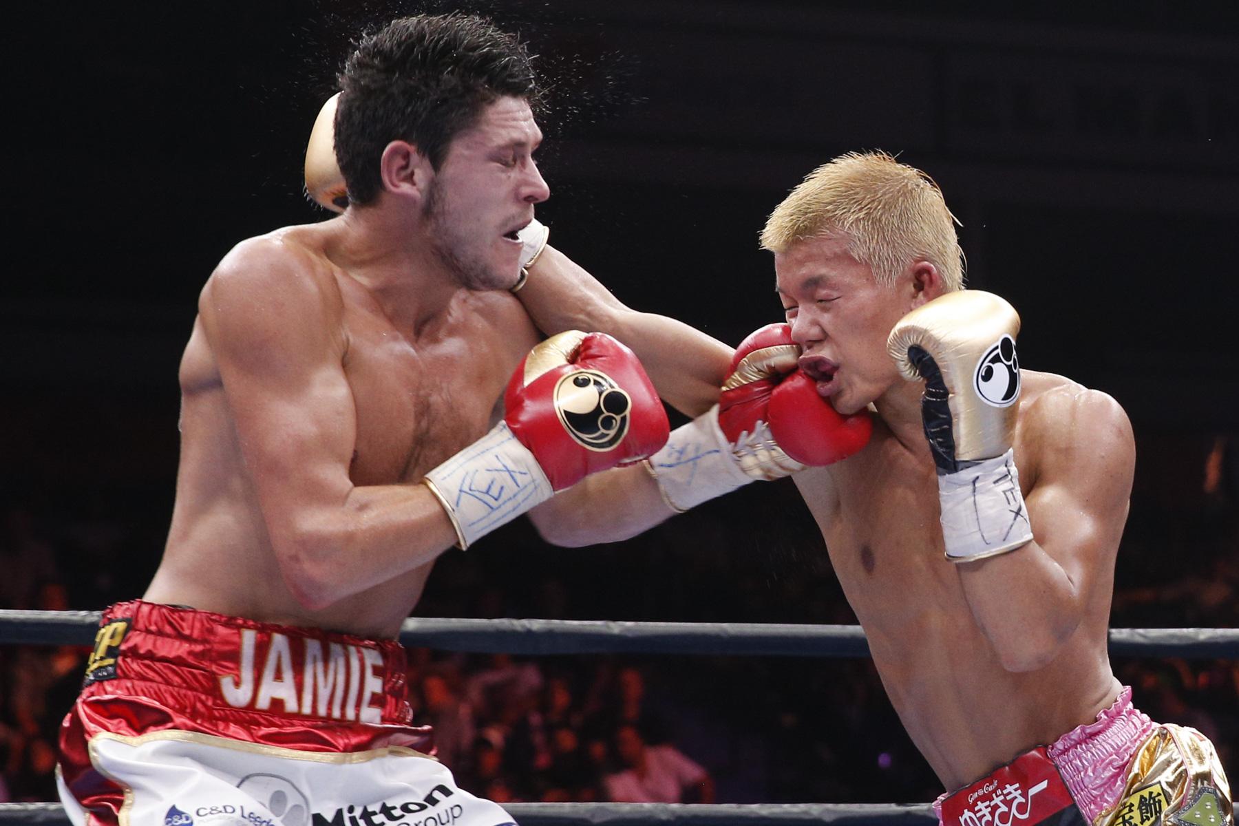 Jamie McDonnell retuvo por DU ante Tomoki Kameda