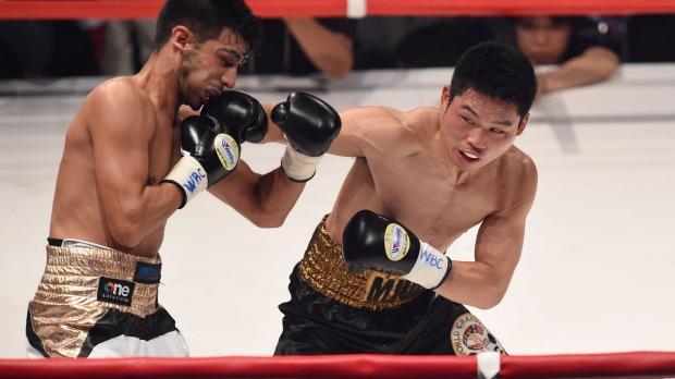 Takashi Miura vence por KO a Billy Dib