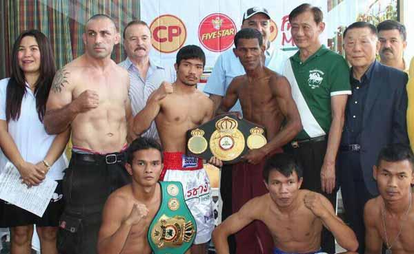 Knockout CP Freshmart retuvo su corona en Tailandia