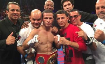 McJoe Arroyo se corona campeón con triunfo sobre filipino