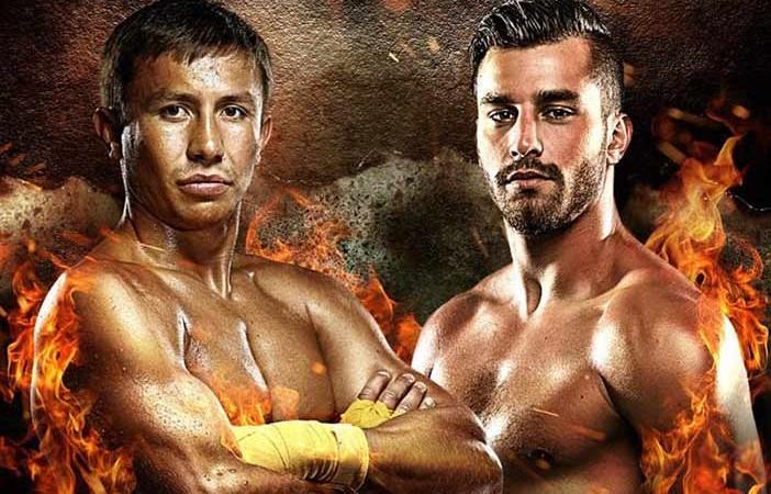 Campeones Golovkin y Lemieux presentan su pelea en el MSG