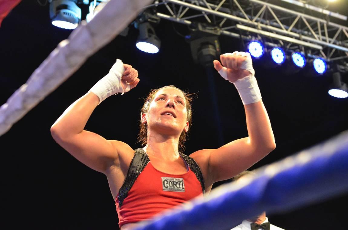 Soledad Matthysse es ahora campeona unificada AMB CMB en las 126 libras