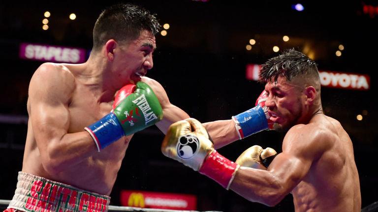 Santa Cruz es súper campeón 126 y tiene 18 meses para pelear con Cuellar