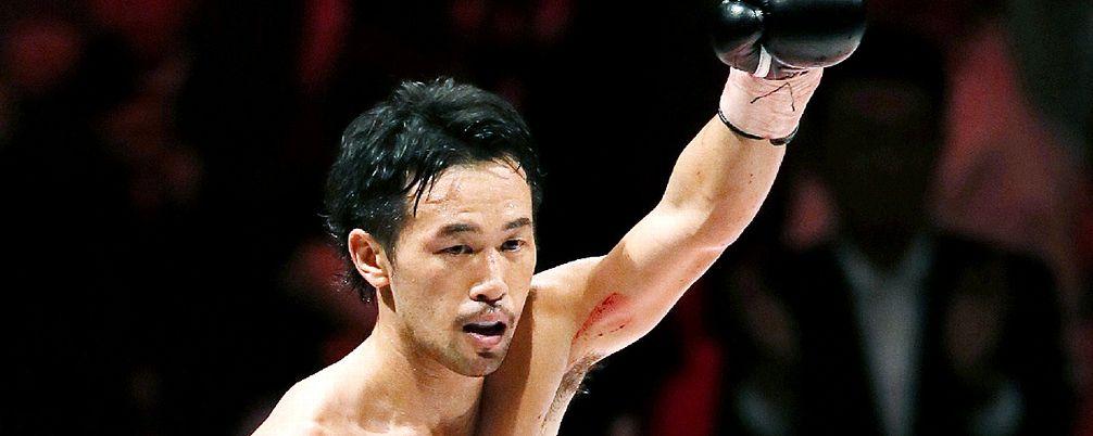 Campeón Shinsuke Yamanaka ante Chemito Moreno el 22 de septiembre en Japón