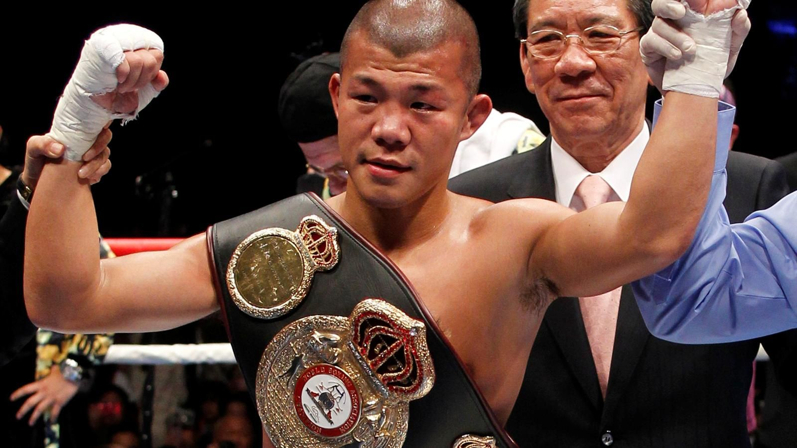 Kohei Kono vs Koki Kameda por el título súper mosca AMB en Chicago