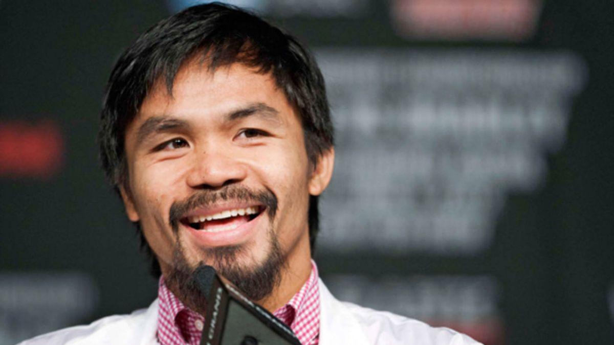 El boxeador filipino Manny Pacquiao se retira en abril y se volcará a la política