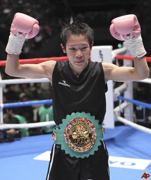Campeona japonesa iguala récord de más defensas del título con 16