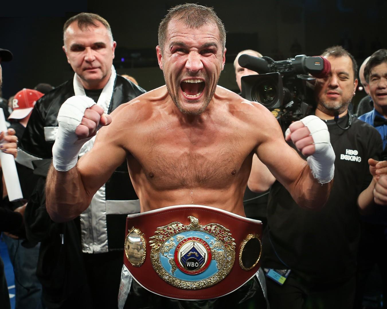 Kovalev, el mejor boxeador del año para la OMB
