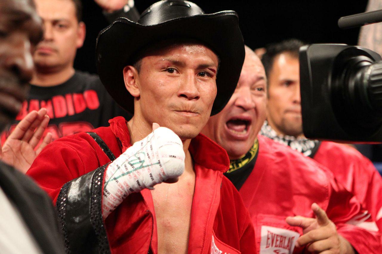 Francisco Vargas le arrebata el título mundial a Takashi Miura