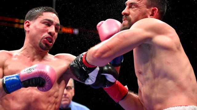Danny García conquista corona welter en aguerrida pelea