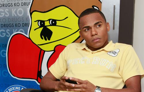 Confiados en el triunfo del venezolano Solís