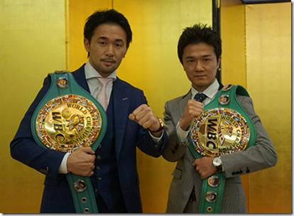 Yamanaka y Kimura defienden cinturones CMB