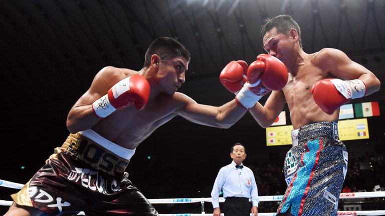 Mexicano Argumedo le arrebata título mundial a japonés Takayama