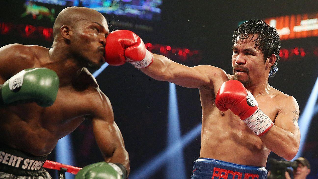 Pacquiao dice que se retirará después de pelea con Bradley