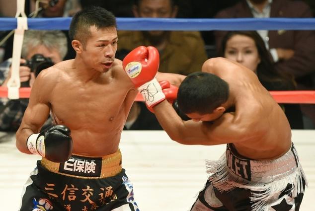 Uchiyama logra undécima defensa de su título mundial