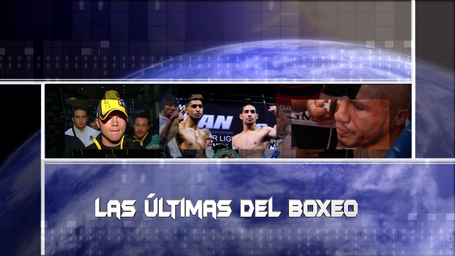 Las Últimas del Boxeo – del 26 de marzo al 1 de abril