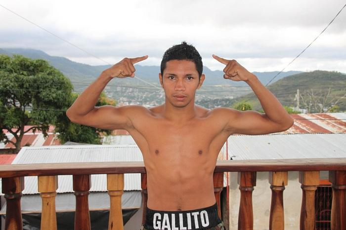 """Byron """"El Gallito"""" Rojas derrotó en una decisión unánime a Hekkie Budler"""