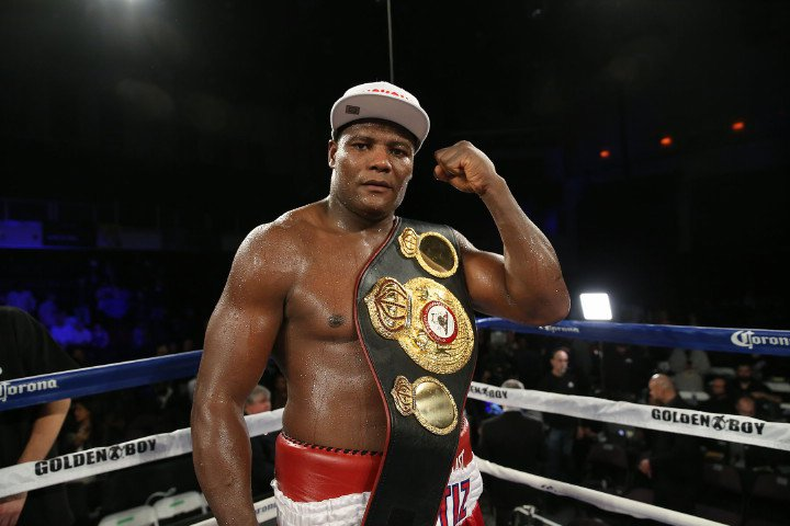 «King Kong» Ortiz destruye a «The Tiger» Thompson