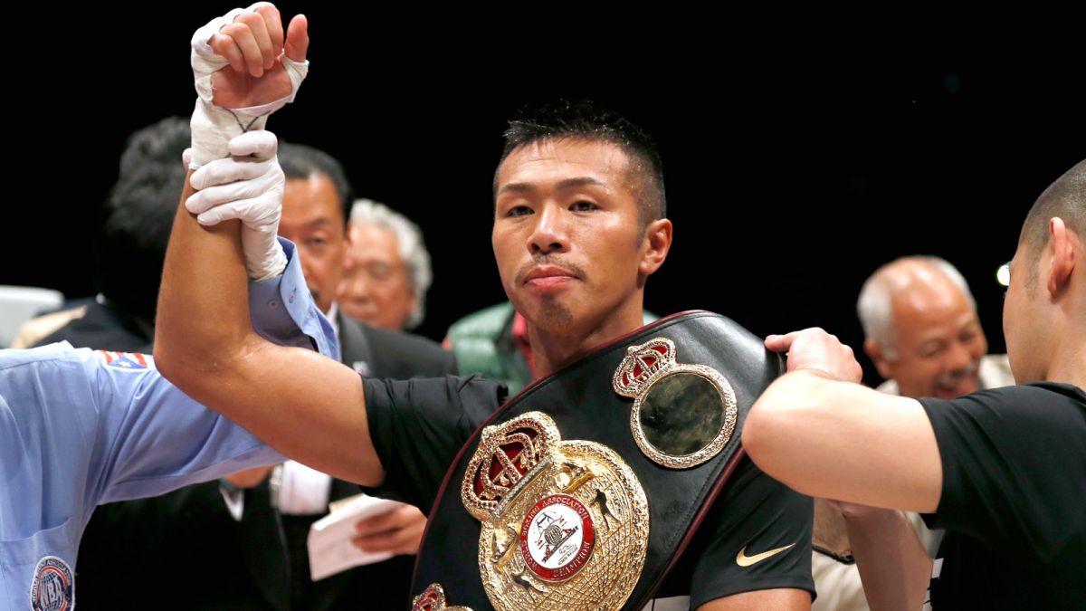 AMB con tres campeonatos en abril 27 en Japón