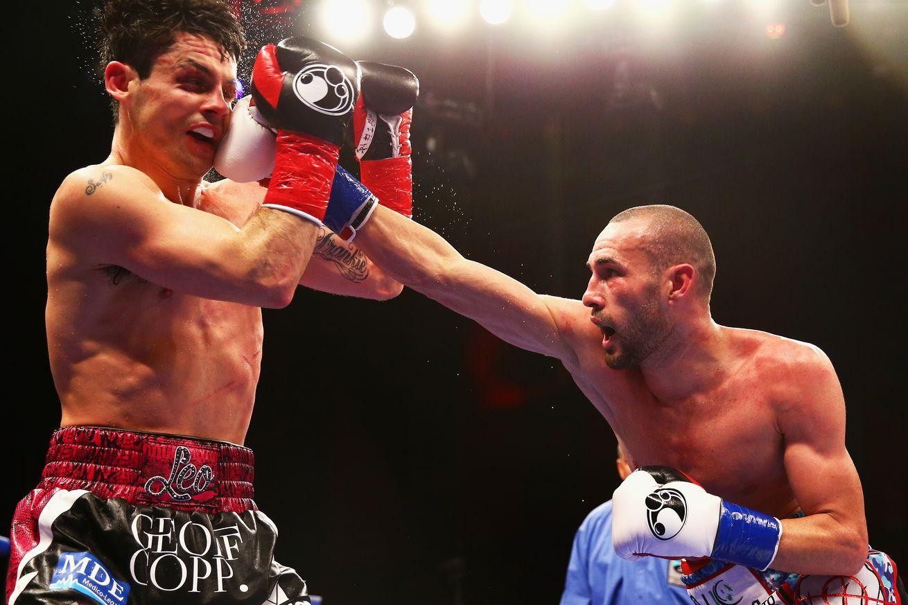 «Sniper» Pedraza cumple su palabra y derrota a Stephen Smith