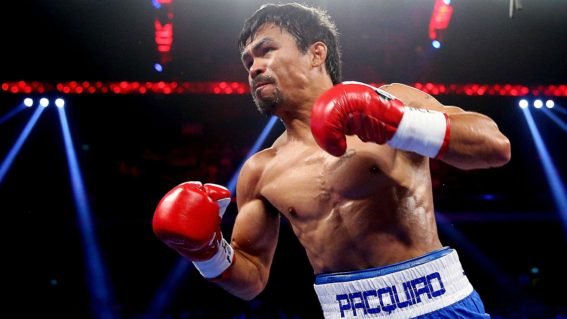 Pacquiao duda de su retiro del boxeo
