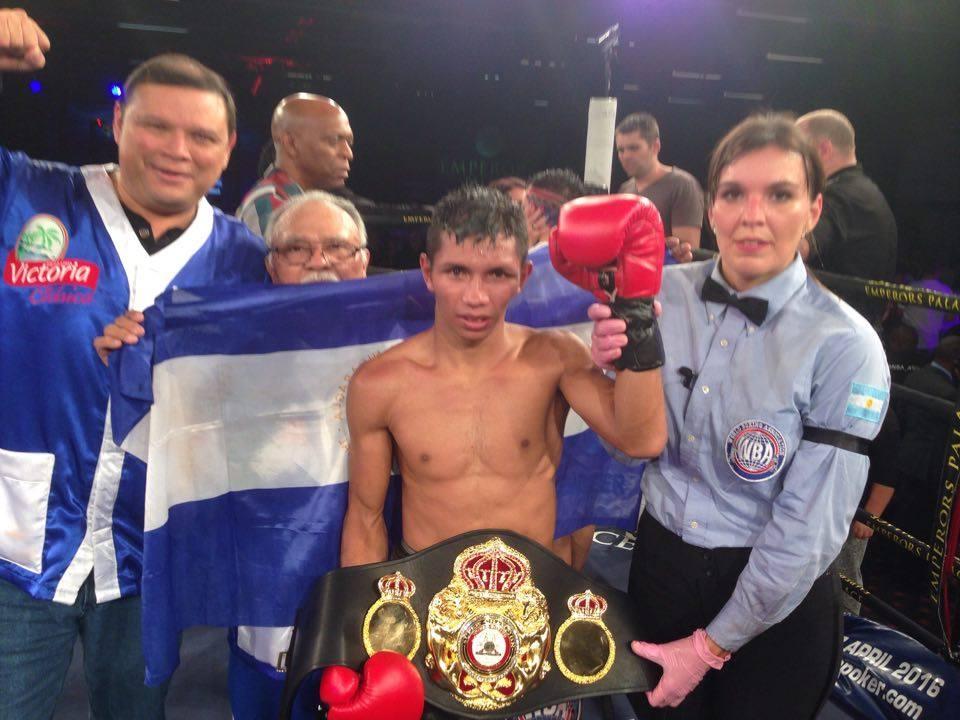Byron Rojas llega está martes a Panamá para entrenar