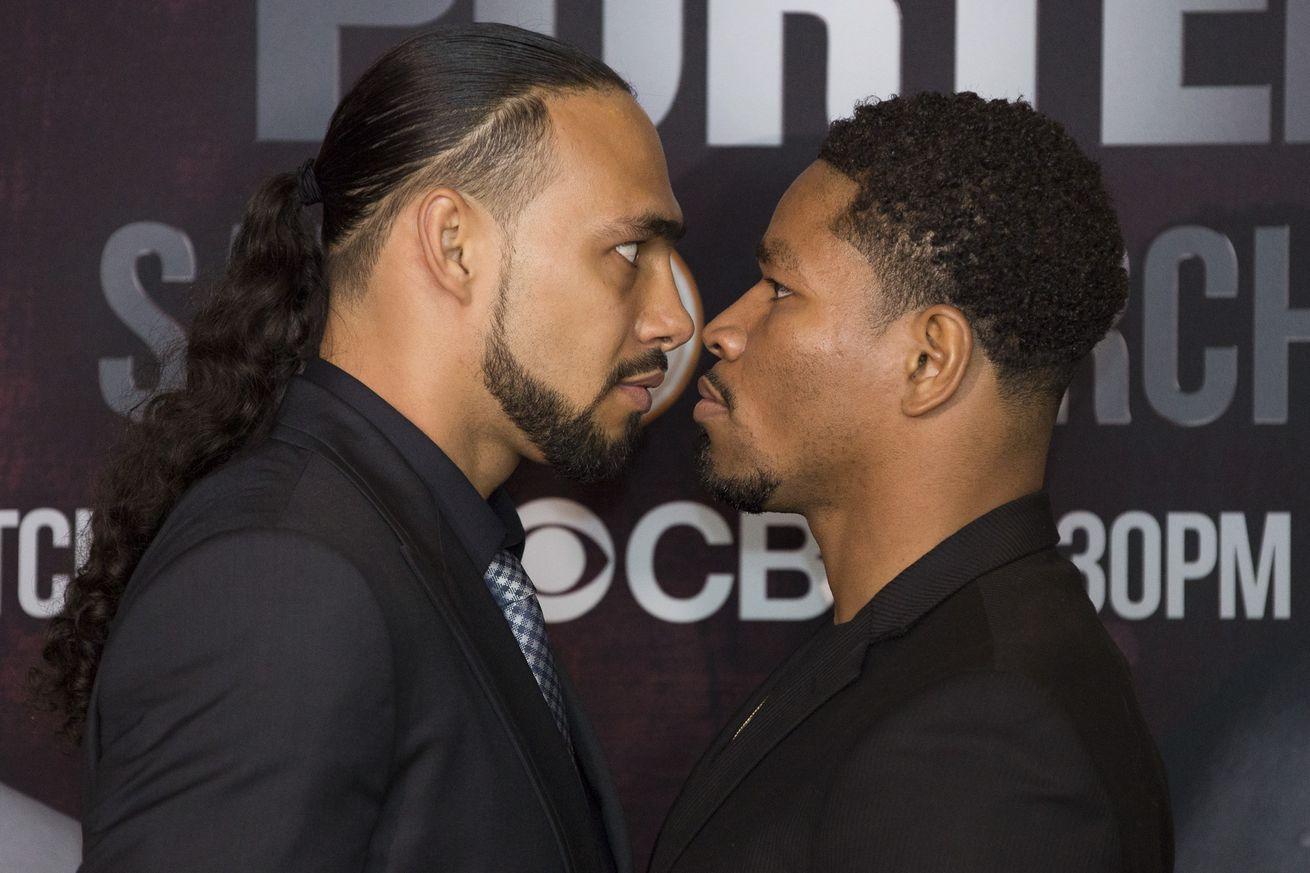 Thurman y Porter Prefieren acabar su pelea por KO