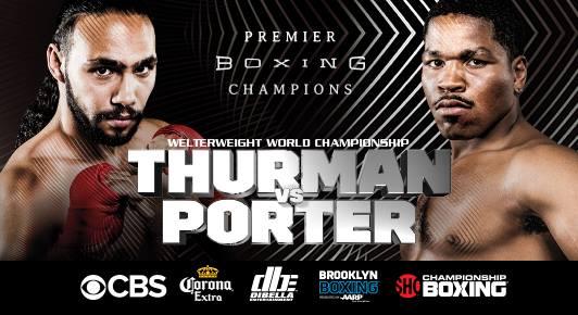 Thurman-Porter duelo electrizante