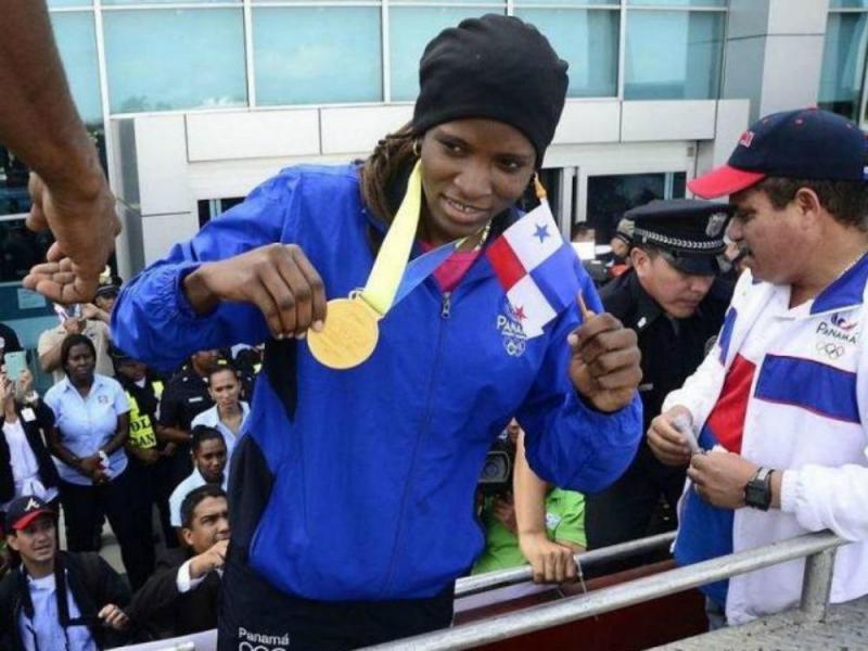 Atheyna Bylon va a los Juegos Olímpicos Río 2016